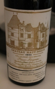 Haut-Brion 1994