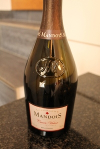 Our own wonderful Mandois, Cuvee Victor